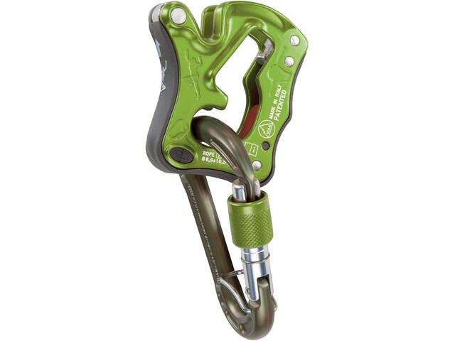 Climbing Technology Click-Up Rebbremse-kit, grøn